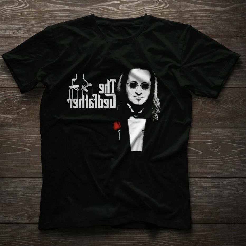 the gedfather geddy lee rush band black