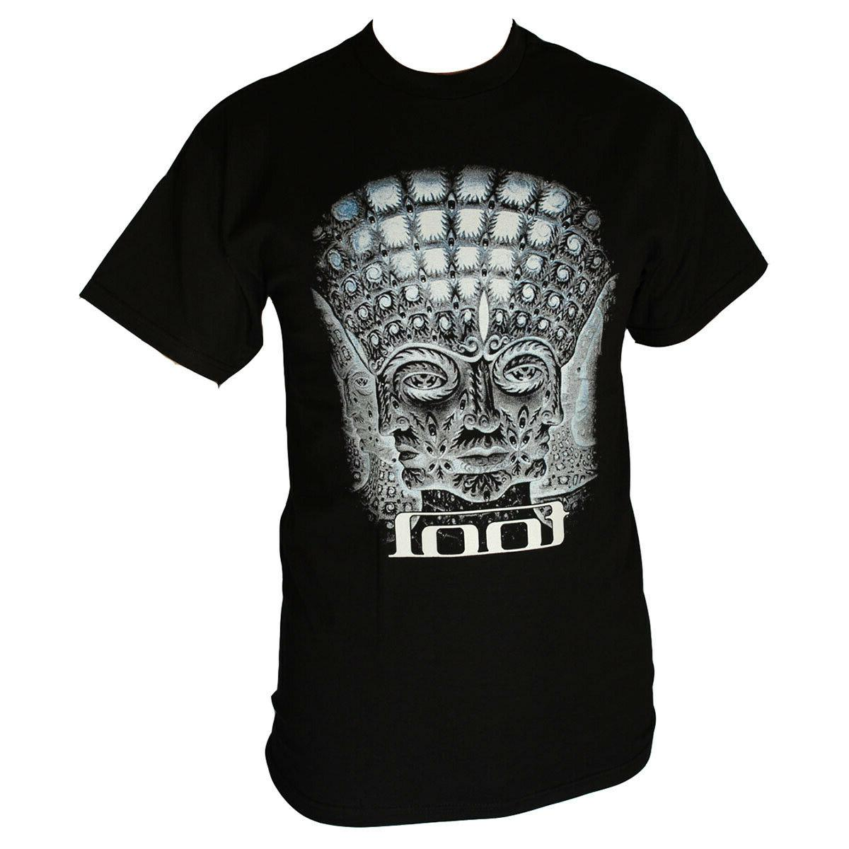 tool band men s t shirt black