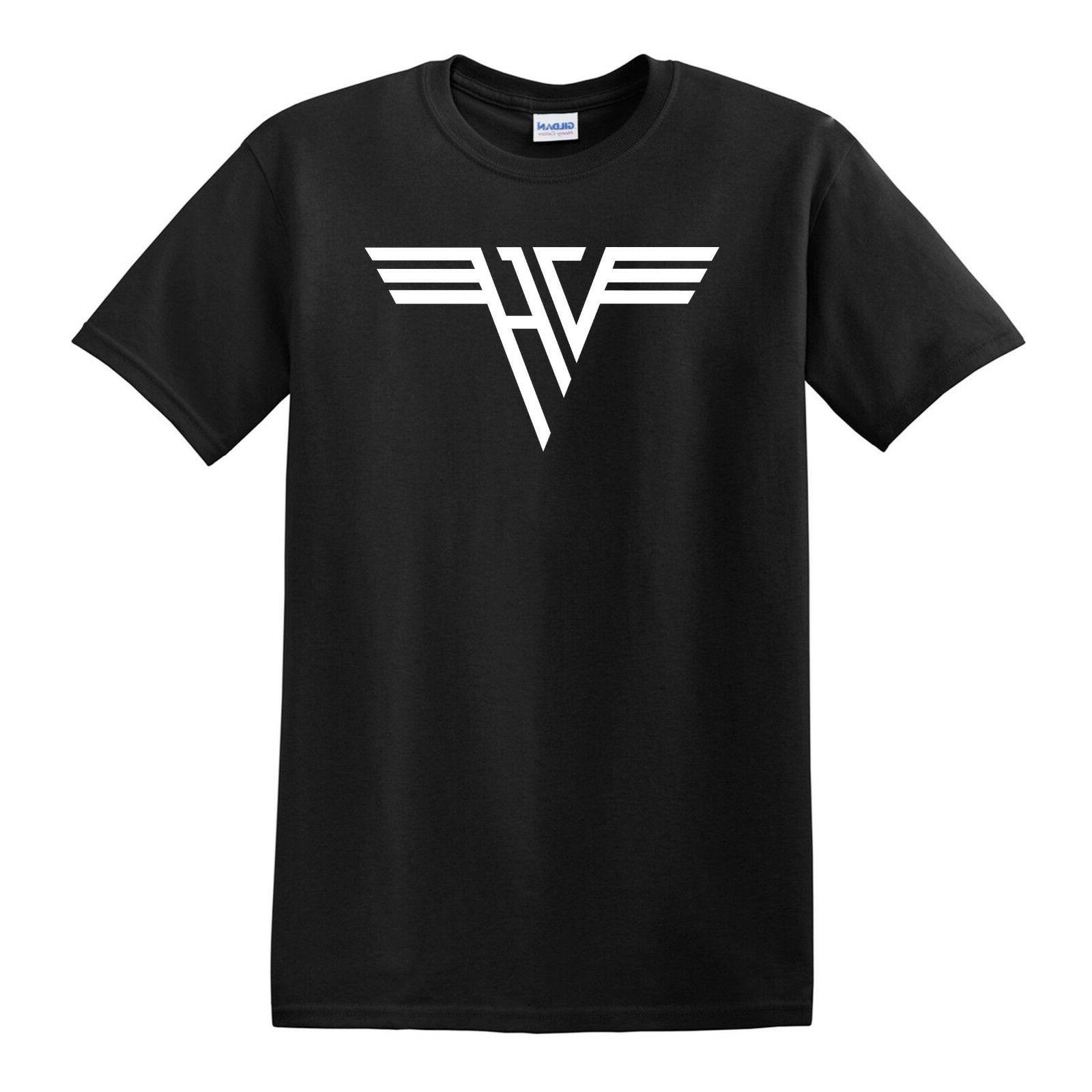 van halen t shirt classic rock band