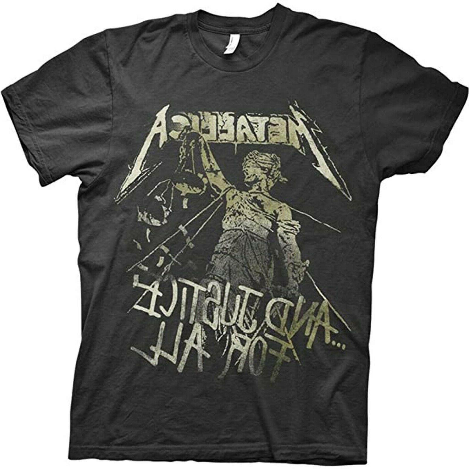 vintage justice for all t shirt new