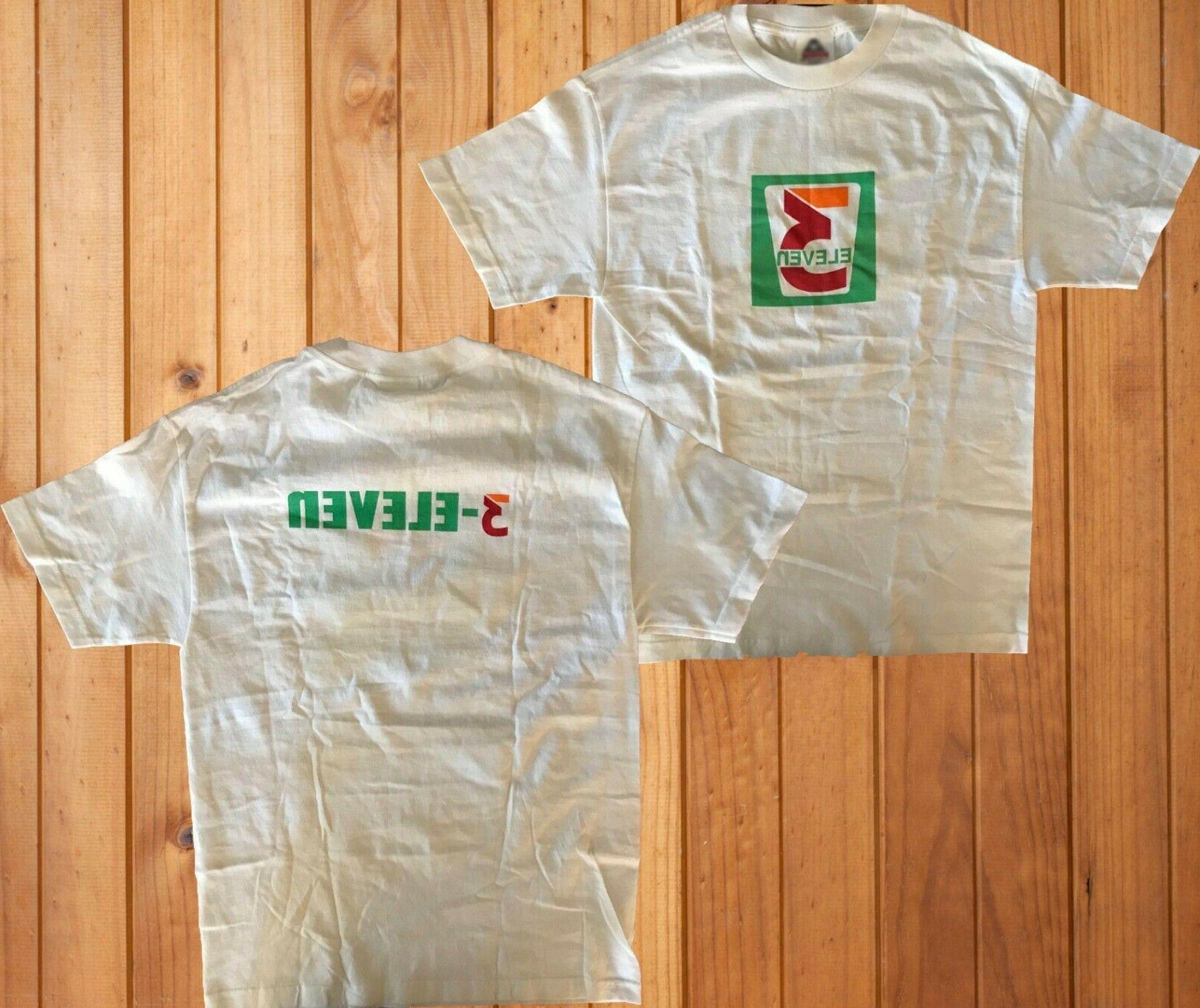 VINTAGE SUPER RARE 311 7-ELEVEN BAND TOUR SHIRT 90s ROCK T-S