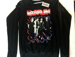 One Direction - Long Sleeve Shirt Women's Size Small Officia