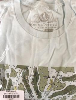 Scotty Cameron Masters Release 2021 T-shirt XL Course Band B