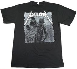 METALLICA And Justice For All T-shirt Heavy Metal Tee Adult