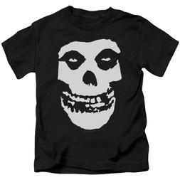 MISFITS FIEND SKULL Licensed Toddler Kids Band Tee Shirt 2T
