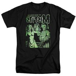 MISFITS THE RETURN Licensed Adult Men's Graphic Band Tee Shi