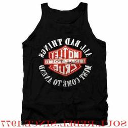 MOTLEY  CRUE PUNK ROCK BAND TANK TOP T SHIRT MEN'S SIZES