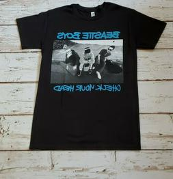 NEW - BEASTIE BOYS - CHECK YOUR HEAD - BAND T-SHIRT