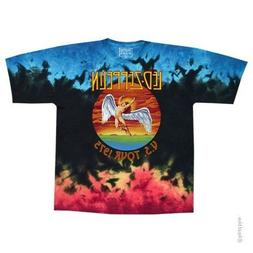 New LED ZEPPELIN Icarus 1975 Tie Dye T Shirt