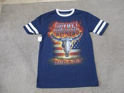 NEW Lynyrd Skynyrd Made In America Concert Shirt Adult Large
