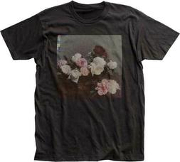 NEW ORDER Roses - Rock Band T SHIRT S-2XL New Official Impac