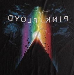 "NEW! Pink Floyd ""Pyramid Power"" Classic Rock Band Liquid Blu"