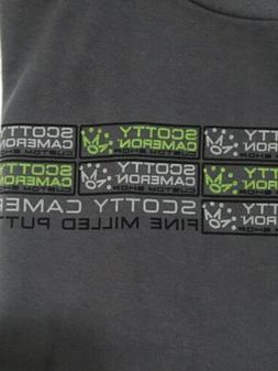 NEW Scotty Cameron SHAFT BAND Gray LIME XL GALLERY T-Shirt C