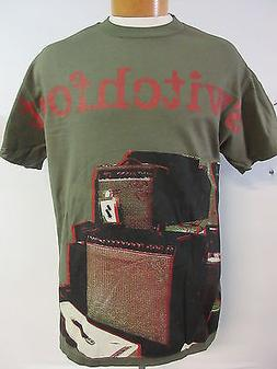 NEW - SWITCHFOOT AMPS BAND / CONCERT / MUSIC T-SHIRT EXTRA L