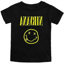 Nirvana Smile Toddler T Shirt