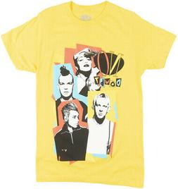 NO DOUBT 90S BAND T-SHIRT WOMENS GWEN STEFANI POP ROCK MUSIC