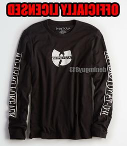 NWT! WUTANG FOREVER Long Sleeve Sz M Wu-Tang Classic HipHop