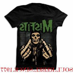 MISFITS PUNK ROCK BAND  T SHIRT MEN'S SIZES