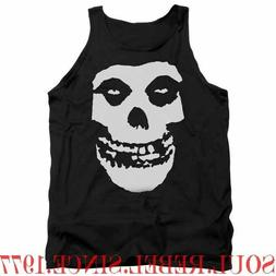 MISFITS PUNK ROCK BAND TANK TOP T SHIRT MEN'S SIZES