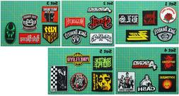 Punk Rock Music Hard Rock Band DIY Patch Applique for Clothe