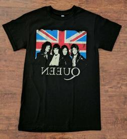 Queen Rock Band Graphic T-Shirts