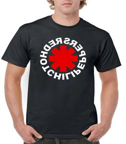 Red Hot Chili Peppers Rock Band Graphic T-Shirts - Men's T S