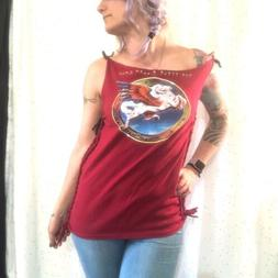 Steve Miller Band  Women's Top, Steve Miller Tee Shirt, Wo