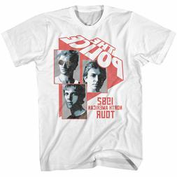 Sting & The Police North American Tour 1982 Mens T Shirt Roc
