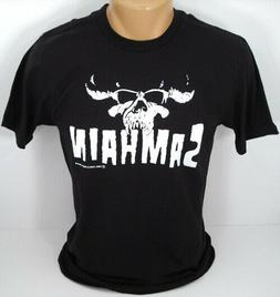 Samhain T Shirt authentic misfits danzig horror punk band ol