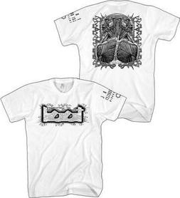 TOOL T-Shirt Band Gray Tool Man New Authentic OFFICIALLY LIC