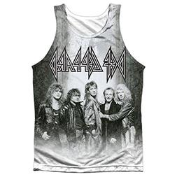 Tank Top: Def Leppard- The Band Size XL