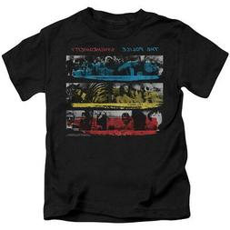 THE POLICE SYNCRONICITY Toddler Kids Graphic Band Tee Shirt
