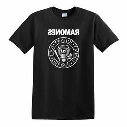 The RAMONES T-shirt -Youth S to  Adult 3XL - Classic Punk Ro