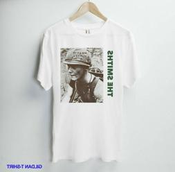 THE SMITHS T SHIRT TOP ENGLISH ROCK BAND MEAT IS MURDER 1985