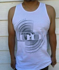 TOOL 10`000 DAYS METAL ROCK BAND MEN's TANK TOP WHITE SIZES