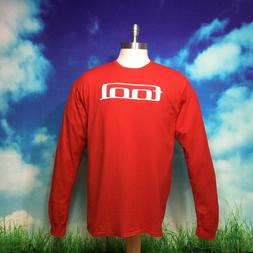 TOOL Band Shirt-Tool Wrench Logo New-S-5X Red Short/Long Sle
