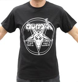 Venom Metal Band Graphic T-Shirts