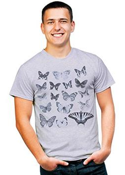 Retreez Vintage Butterflies Butterfly Collection Graphic Pri