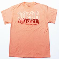 Wholesale 50 Pcs AC/DC Backstage Mens Orange Rock Music Band